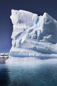 Iceberg - Antarctica — Stock Photo