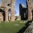 Stock Photo: Lindisfarne Priory - Holy Island - England