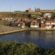 Whitby - Yorkshire - England — Stock Photo