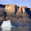 Stock Photo: Franz Joseph Fjord - Greenland
