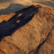 Aerial view - Namib-nuakluft Desert - Sossusvlie - Namibia -  