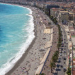 Nice - French Riviera - South of France — Stock Photo