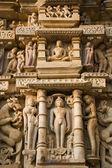 Khajuraho - India — Stock Photo