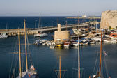 Kyrenia - Northern Cyprus — Stock Photo