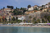 Menton - South of France — Stock Photo