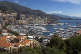 Principality of Monaco - French Riviera — Stock Photo