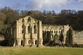 Rievaulx Abbey - Yorkshire - United Kingdom — Stock Photo