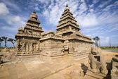 海岸寺 - マハーバリ プラム - インド — ストック写真