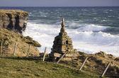 Coast of Northeast Scotland — Stock Photo