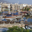 Kyrenia Harbour - Turkish Cyprus — Stock Photo