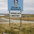 Постер, плакат: Port Stanley Falkland Islands