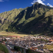 Stock Photo: Pisac - Sacred Valley of Incas - Peru