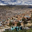 La Paz - Bolivia — Stock Photo