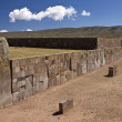 Tiwanaku - La Paz - Bolivia — Stock Photo