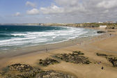 Newquay - Cornwall - England — Stock Photo