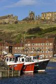 Whitby - North Yorkshire - United Kingdom — Stock Photo