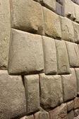 Hatumrumiyoc Inca Wall - Cuzco - Peru — Stock Photo