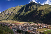 Pisac - The Sacred Valley of the Incas - Peru — Stok fotoğraf