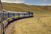 Peru - perurail tren — Stok fotoğraf