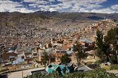 La Paz - Bolivia — Stock Photo