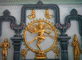 Hindu Temple - Singapore — Stock Photo