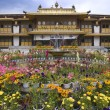 Summer Palace - Lhasa - Tibet — Stock Photo