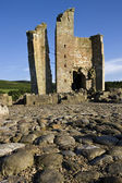 Edlingham Castle - Northumberland - England — Stock Photo