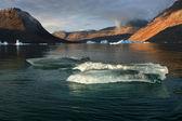 Scoresbysund - Greenland — Stock Photo