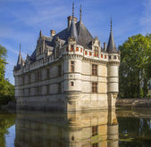 Azay le Rideau - Loire Valley - France — Stock Photo