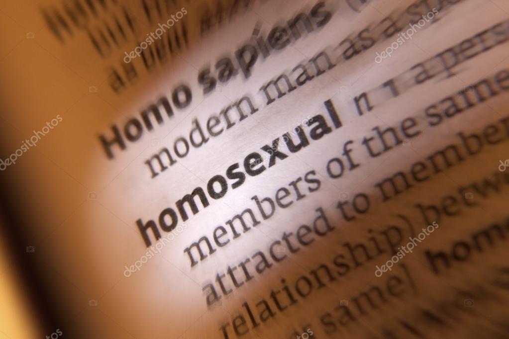 definitions Gay