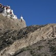 Stock Photo: Yambulagang Monastery in Tibet