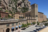 Monestir de Montserrat - Catalonia - Spain — Stock Photo