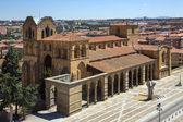 Monastery - Avila - Spain — Stock Photo