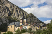 Briancon - French Alps - France — Stock Photo