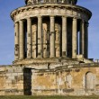 Mausoleum - Castle Howard - North Yorkshire - UK - Stock Photo