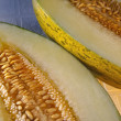 Piel de Sapo Melon — Stock Photo