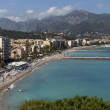 Resort of Cap Martin - South of France — Stock Photo