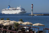 Cannes - French Riviera - South of France — Stock Photo