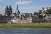 Blois - Loire Valley - France — Stock Photo