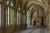 Burgos Cathedral Cloisters - Burgos - Spain — Stock Photo