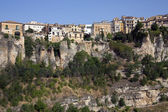 Cuenca - La Mancha - Spain — Stock Photo