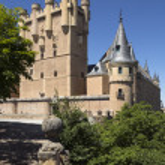 Alcazar - Segovia - Spain — Stock Photo