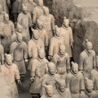 Stock Photo: TerracottArmy - Xi- China