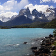 Stock Photo: Torres del Paine - Patagoni- Chile