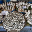 Fish Market - Istanbul - Turkey - Stock Photo
