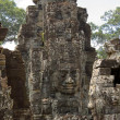 Bayon Temple - Angkor Wat - Cambodia — Stock Photo #17828983