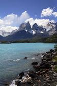 Torres del Paine - Patagonia - Chile — Stock Photo
