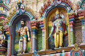 Sri Krishnan Hindu Temple - Singapore — Stock Photo