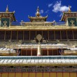 Samye Monastery - Tibet Autonomous Region of China — Stock Photo