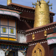 Stock Photo: Jokhang Temple - Lhas- Tibet